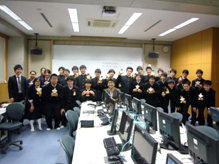 第一回開催 千葉県立商業高等学校